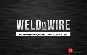 Weld in Wire